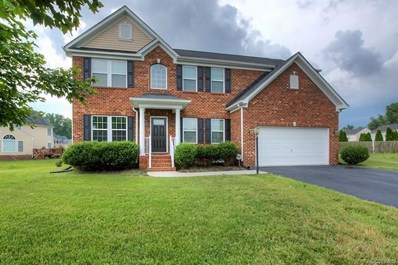 13413 Castlewellan Terrace, Chester, VA 23836 - MLS#: 1821346