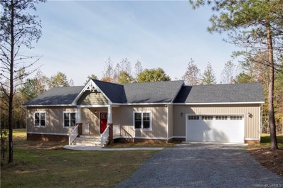 407 Folly Hill Rd Folly Hill, Bumpass, VA 23024 - MLS#: 1821397