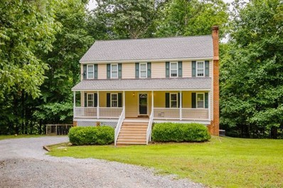 7268 Peanut Lane, Mechanicsville, VA 23116 - MLS#: 1821406