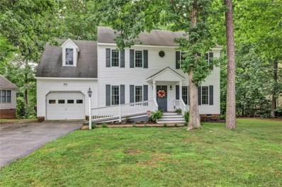 4401 Jacobs Bend Drive, North Chesterfield, VA 23236 - MLS#: 1821529