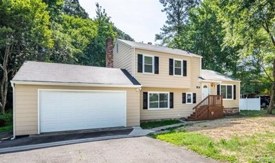 227 Marbleridge Road, North Chesterfield, VA 23236 - MLS#: 1821723