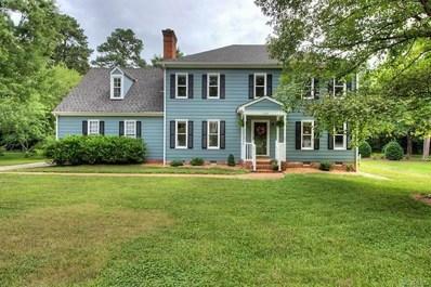 1105 Cedar Crossing Terrace, Midlothian, VA 23114 - MLS#: 1821739