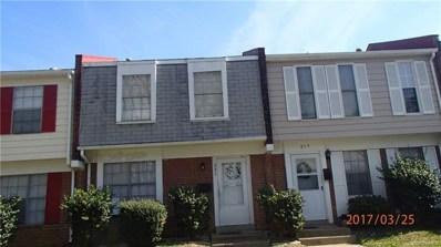 221 Cornett Street UNIT 221, Highland Springs, VA 23075 - MLS#: 1821936