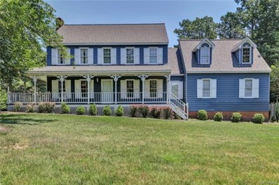14301 Fox Knoll Drive, South Chesterfield, VA 23834 - MLS#: 1822071