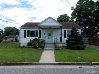 109 Hargrave Avenue, Colonial Heights, VA 23834 - MLS#: 1822561