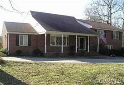 10407 Chamberlayne Road, Mechanicsville, VA 23116 - MLS#: 1822746