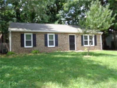 9324 Bent Wood Lane, Chesterfield, VA 23237 - MLS#: 1822959