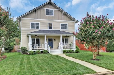 4711 Hanover Avenue, Richmond, VA 23226 - MLS#: 1823265
