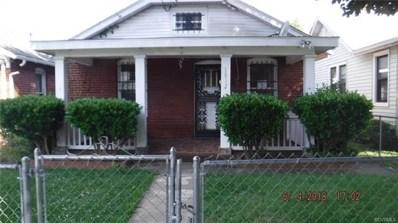 1817 N 23RD Street, Richmond, VA 23223 - MLS#: 1823268
