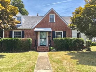 107 E Roanoke Street, Richmond, VA 23224 - MLS#: 1823297