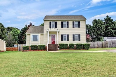 7206 Andersons Forge Court, North Chesterfield, VA 23225 - MLS#: 1823489