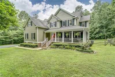3126 Rock Cress Lane, Sandy Hook, VA 23153 - MLS#: 1823513