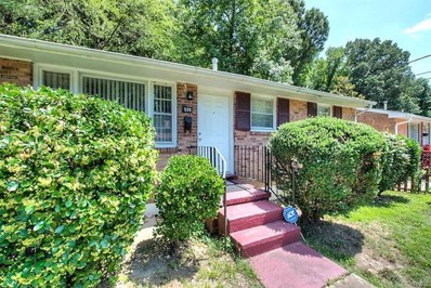 520 Windham Street, Petersburg, VA 23803 - MLS#: 1823549