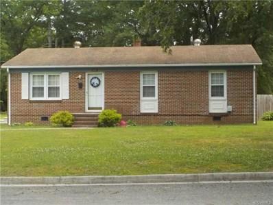 305 S Harris Street, Blackstone, VA 23824 - MLS#: 1823666