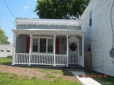 1713 N 21ST Street, Richmond, VA 23223 - MLS#: 1823678