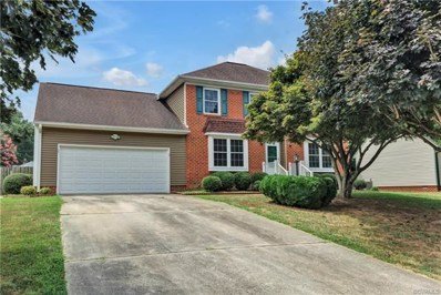 1325 Riveroaks Drive, Colonial Heights, VA 23834 - MLS#: 1823854