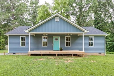 1922 Russell View Lane, Powhatan, VA 23139 - MLS#: 1823964