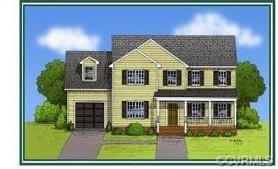 8091 Castle Grove Drive, Mechanicsville, VA 23111 - MLS#: 1824166