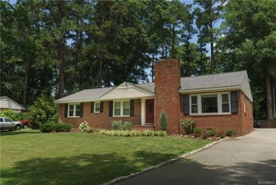 10216 Dakins Drive, Chesterfield, VA 23236 - MLS#: 1824207
