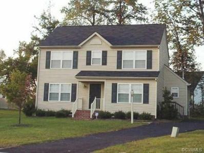 637 Hallwood Farms Lane, Henrico, VA 23223 - MLS#: 1824939