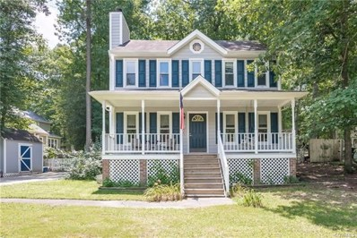 10717 Timber Run Road, Chesterfield, VA 23832 - MLS#: 1825409