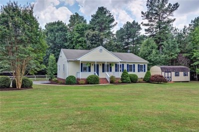 4257 Pierce Road, Powhatan, VA 23139 - MLS#: 1825411