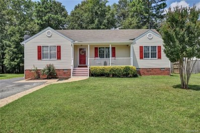 9318 Croft Crossing Court, North Chesterfield, VA 23237 - MLS#: 1825482
