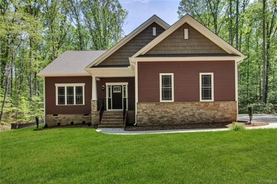 7 Preston Park Lane, Sandy Hook, VA 23153 - MLS#: 1825528