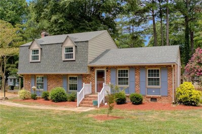 200 Chessington Road, North Chesterfield, VA 23236 - MLS#: 1825648