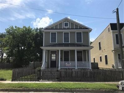 1305 N 26TH Street, Richmond, VA 23223 - MLS#: 1825662