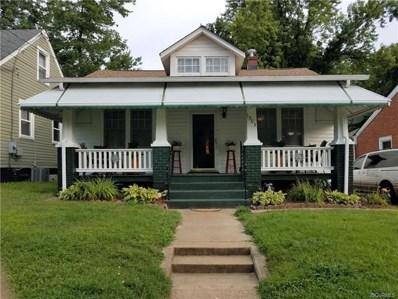 1903 Farrand Street, Richmond, VA 23231 - MLS#: 1825672