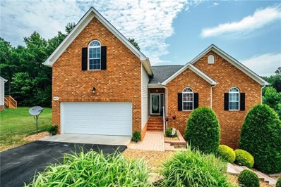 8437 Jordan Heights Lane, North Dinwiddie, VA 23803 - MLS#: 1825812