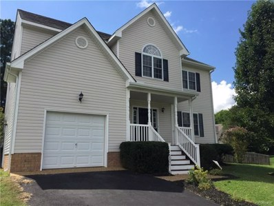 10400 Crooked Branch Terrace, North Chesterfield, VA 23237 - MLS#: 1826026