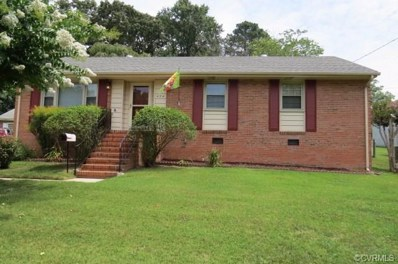 624 Keswick Road, Colonial Heights, VA 23834 - MLS#: 1826115