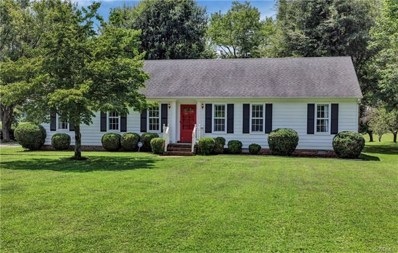 10415 Georgetown Road, Mechanicsville, VA 23116 - MLS#: 1826227