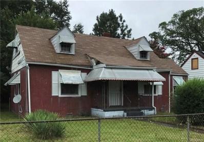 3805 Larchmont Lane, Richmond, VA 23224 - MLS#: 1826292