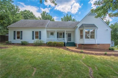 8103 Tillers Ridge Terrace, North Chesterfield, VA 23235 - MLS#: 1826311