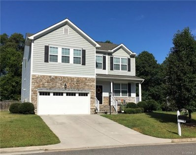 9017 Brevet Lane, Mechanicsville, VA 23116 - MLS#: 1826328