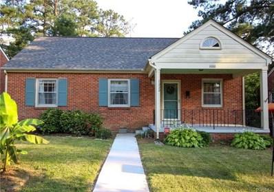 1000 Hampton Road, Petersburg, VA 23805 - MLS#: 1826417