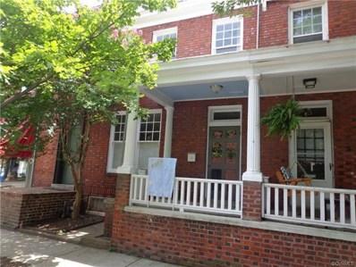 3 S Mulberry Street, Richmond, VA 23220 - MLS#: 1826481