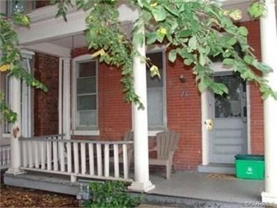 16 S Davis Avenue, Richmond, VA 23220 - MLS#: 1826484