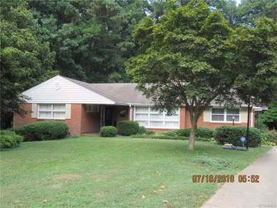 1645 Wilton Road, Petersburg, VA 23805 - MLS#: 1826527
