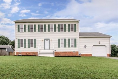 2607 Providence Creek Road, Chesterfield, VA 23236 - MLS#: 1826563