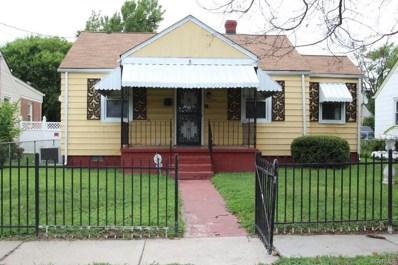 1708 N 25TH Street, Richmond, VA 23223 - MLS#: 1826688