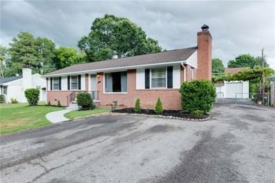9709 Esmont Road, Henrico, VA 23228 - MLS#: 1826691