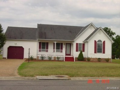 3537 Betz Court, South Chesterfield, VA 23834 - MLS#: 1826838