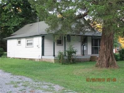 18824 James River Drive, Spring Grove, VA 23881 - MLS#: 1827042