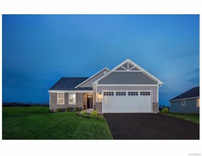 908 Vickilee Road, Chesterfield, VA 23236 - MLS#: 1827100