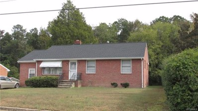 1023 King Avenue, Petersburg, VA 23805 - MLS#: 1827144