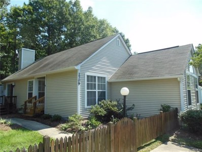 1709 Timberly Way, Henrico, VA 23238 - MLS#: 1827350